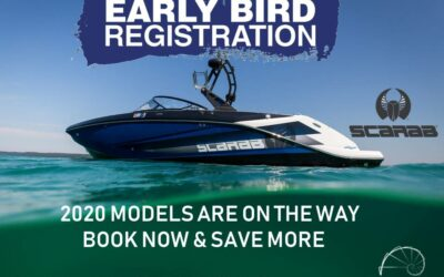 SCARAB EARLY BIRD REGISTRATION