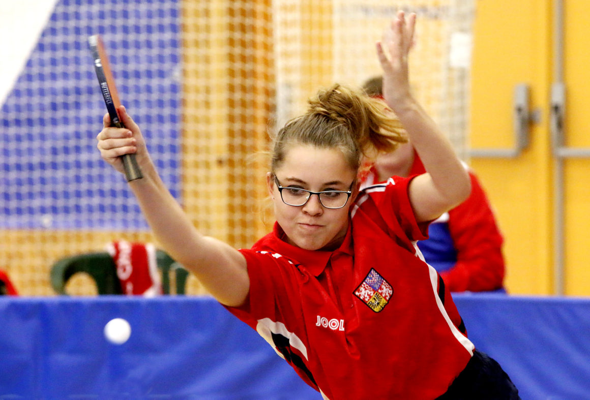 Table tennis at World Intellectual Impairment Sport Global Games to be recognised by ITTF