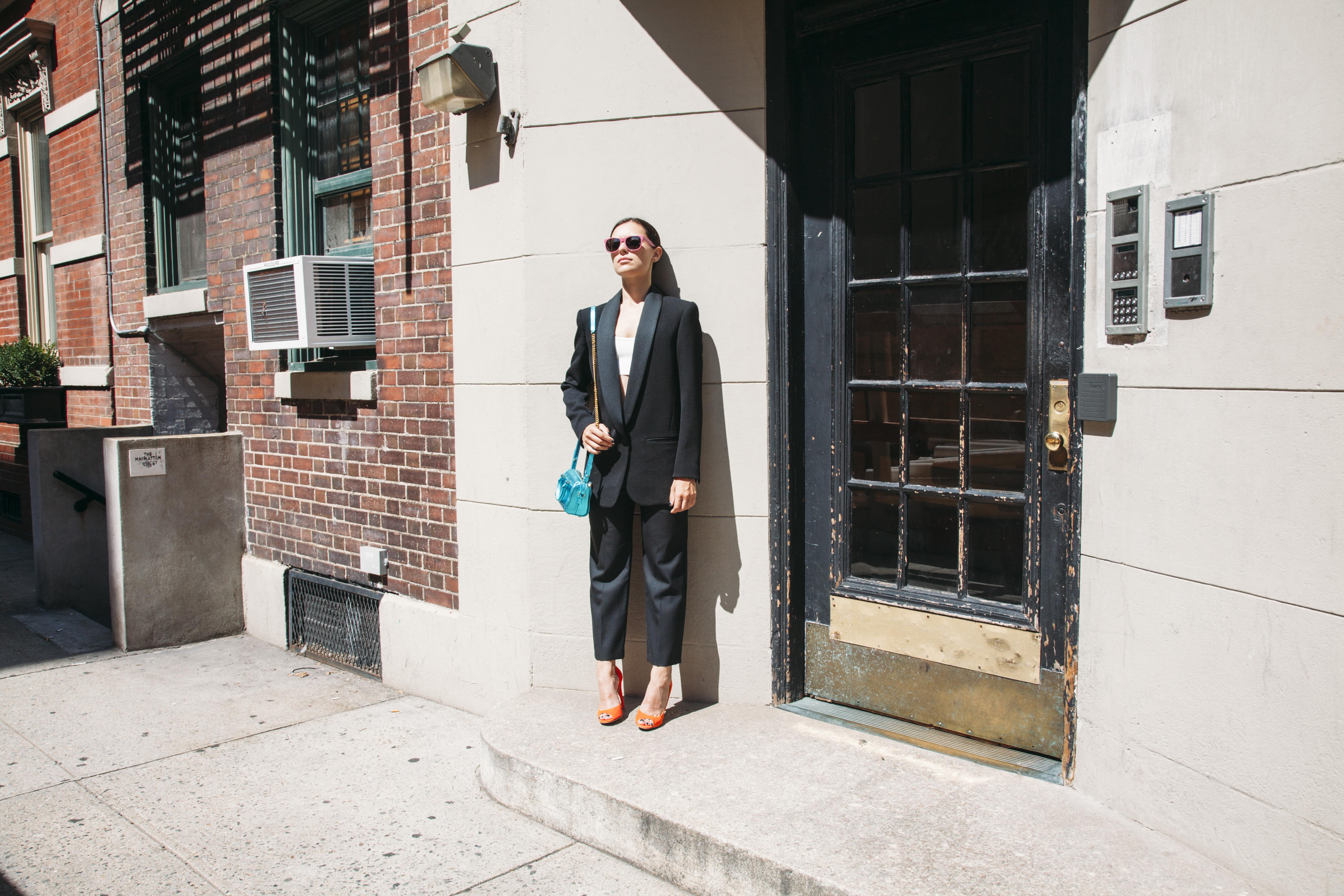 Isabel Marant suit - NY