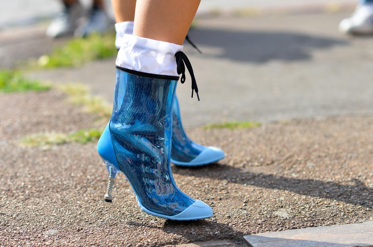Miu Miu Boots, Outside MSGM