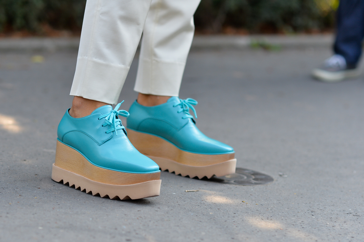 Stella McCartney Shoes, Outside Dries Van Noten