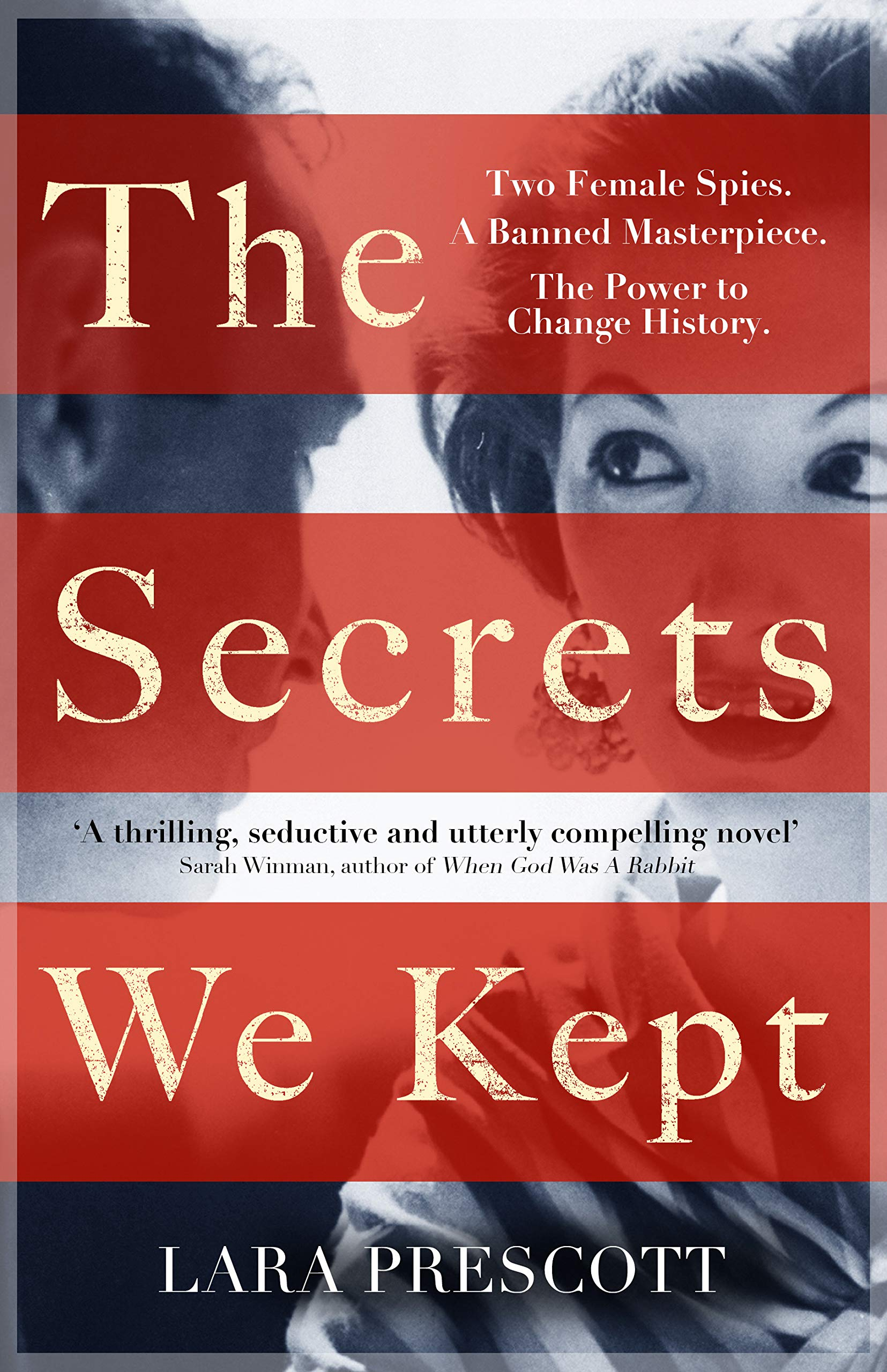 The Secrets We Kept (or how books can change the world)