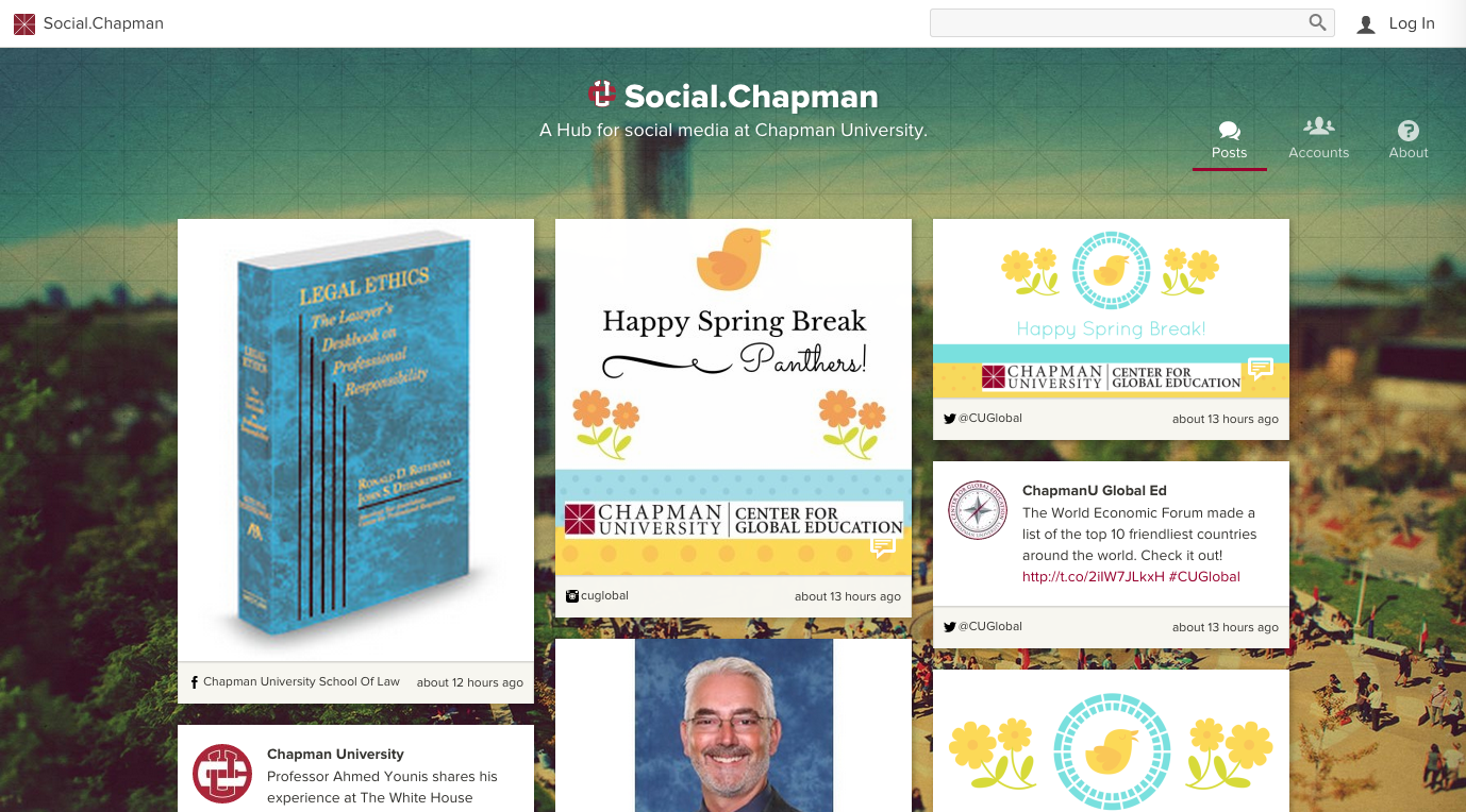 Social Chapman