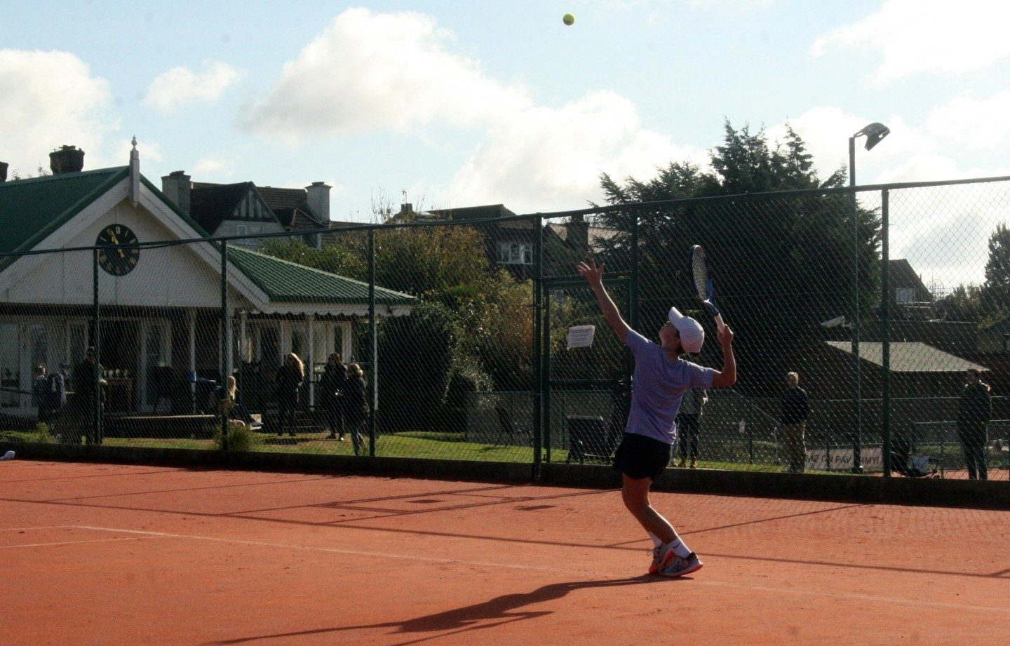 Pav  & Ave Tennis Club, Brighton & Hove