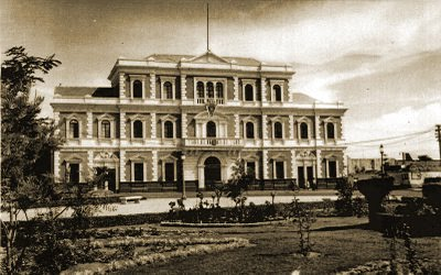 Trujillo: City Hall circa 1930