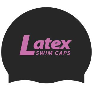 latex swim caps