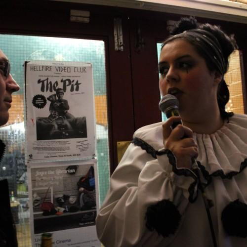 Miss Annabelle Sings