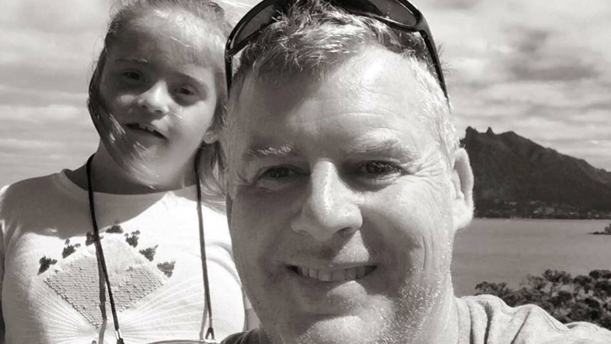 Mike Sullivan: A father's plea on behalf of his disabled child