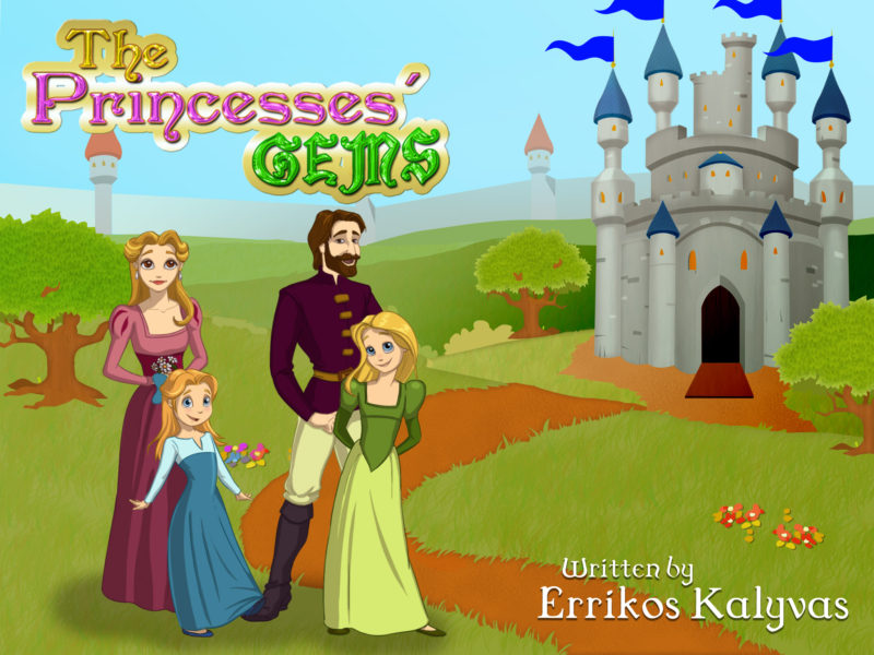 The Princess' Gems (Kindle & Paperback Version)