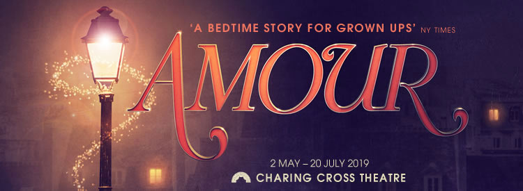 REVIEW – AMOUR – CHARING CROSS THEATER
