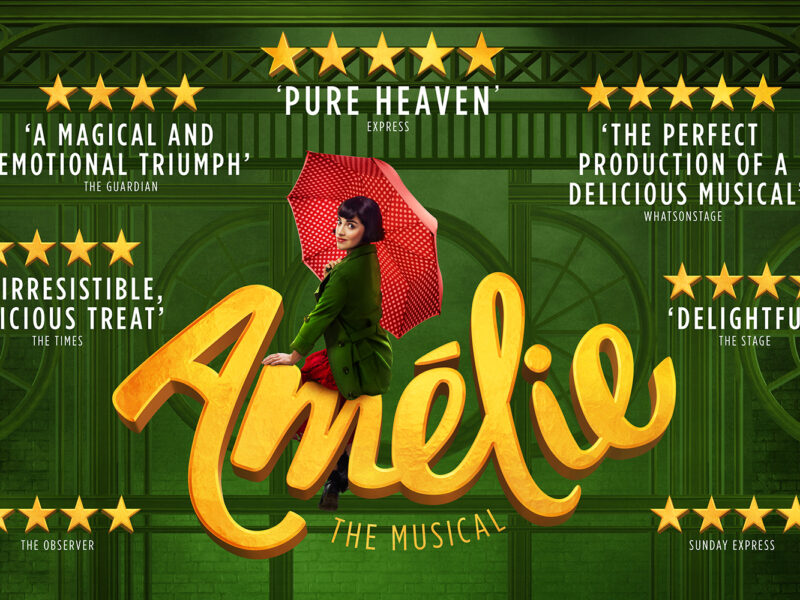 AMÉLIE THE MUSICAL TO TRANSFER TO THE OTHER PALACE