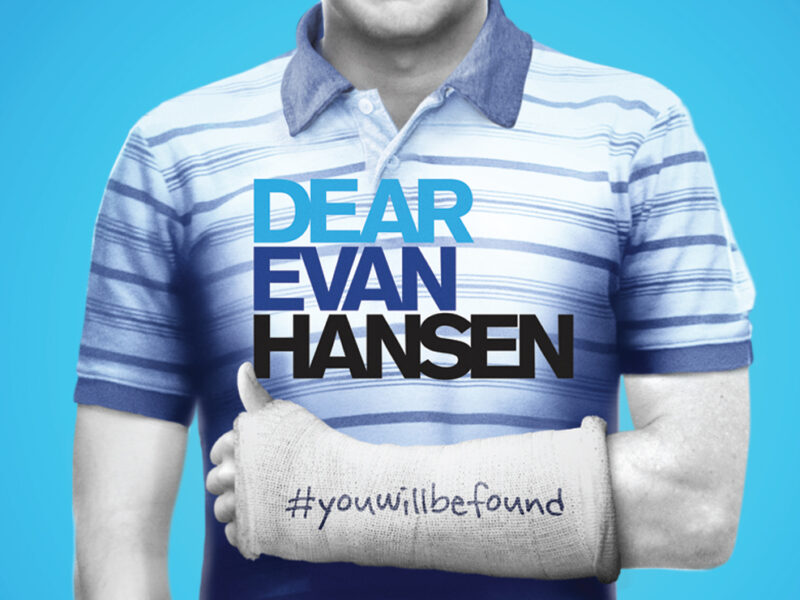SAM TUTTY IS WEST END'S EVAN HANSEN