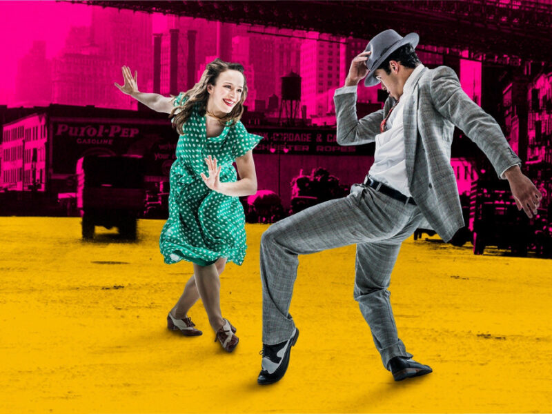 CRUCIBLE THEATRE GUYS AND DOLLS CAST ANNOUNCEMENT