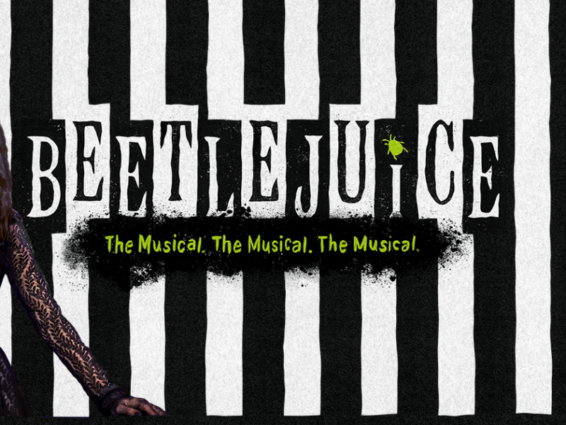 BEETLEJUICE WEST END PRODUCTION PLANNED