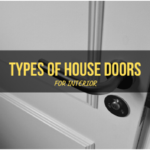 Different Types of House Doors to Give your Interior Luxury Feel