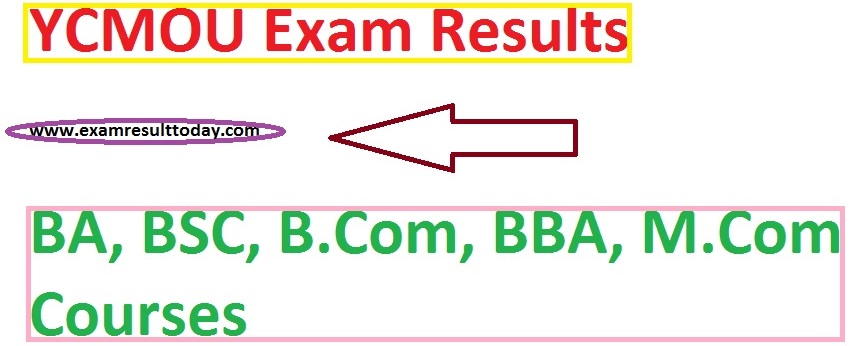 YCMOU results 2019-20 exam online