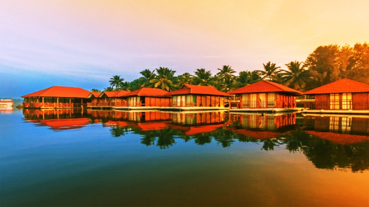 Couples Can have best experience in Poovar Island as it is rated one of the best places to visit in kerala