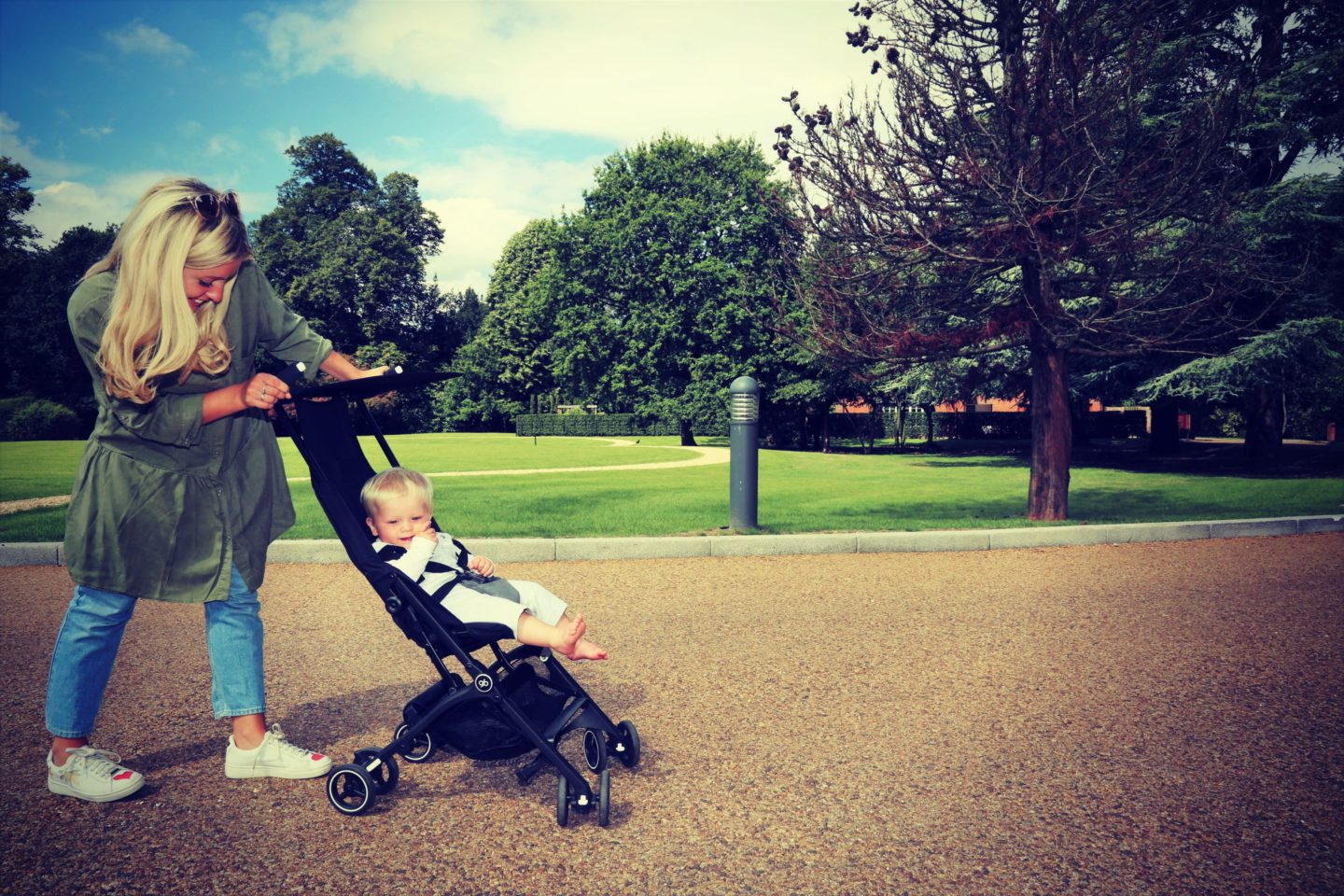 Review: The GB Pockit Stroller