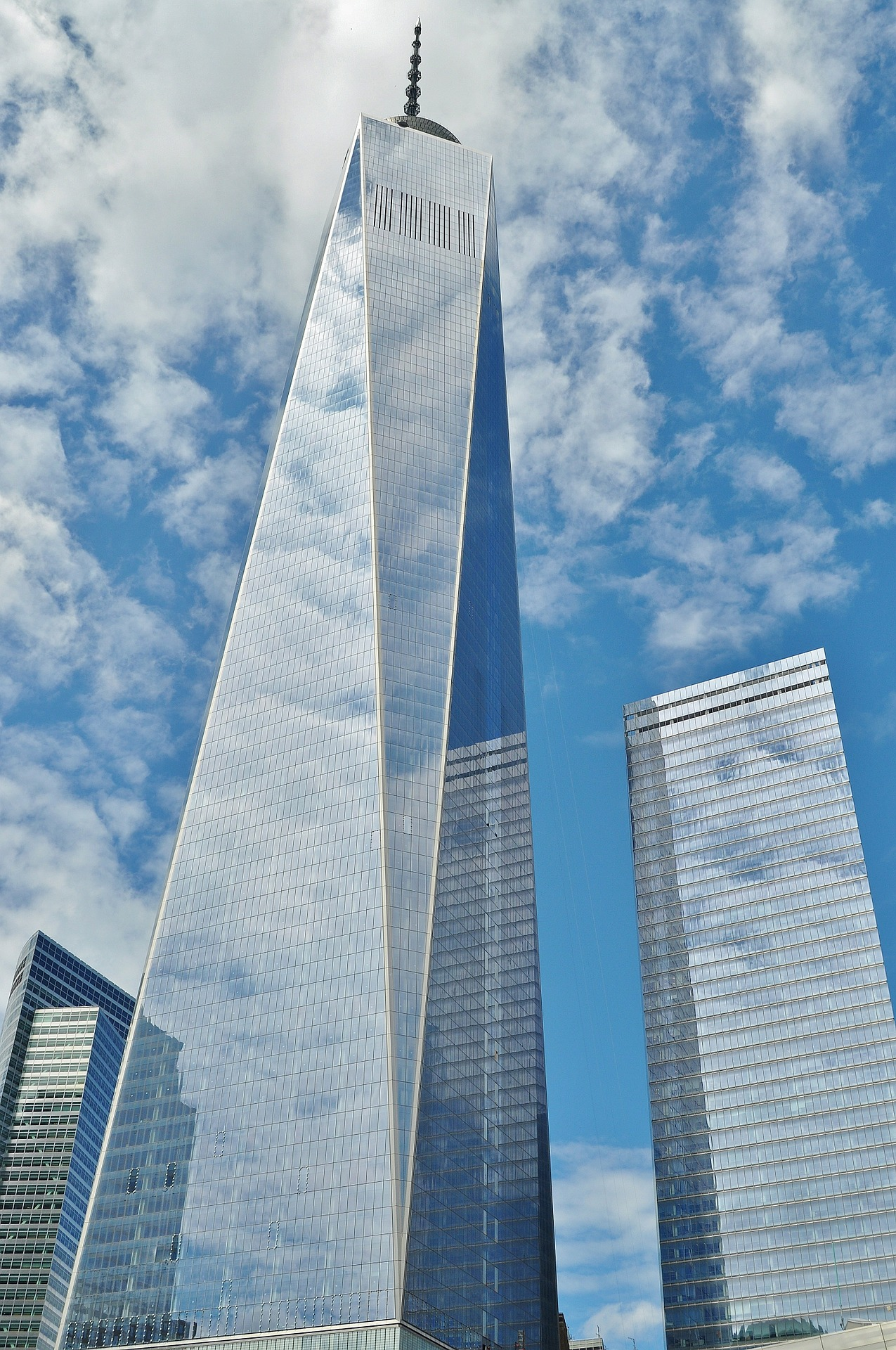 One World Trade Center – Freedom Tower, NYC