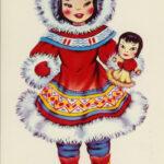Doll of Eskimo
