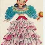 Doll of Latin America