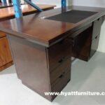 hy-1410 Wood Desk 140cm 599