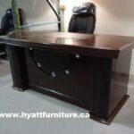 hy-626 Exec Desk 160cm 599