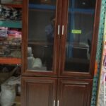 hy-MX-202 2 door Wood Cabinet-1