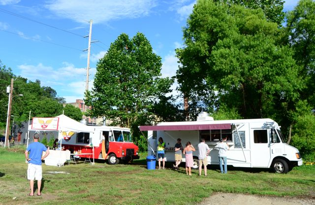 More Asheville food trucks? Downtown Commission will discuss increasing permits