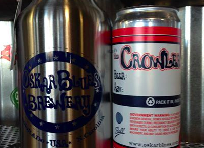 BREW-ed Beer News: Wicked Weed in bottles, Pisgah Pale in cans and Oskar Blues in 'crowlers'
