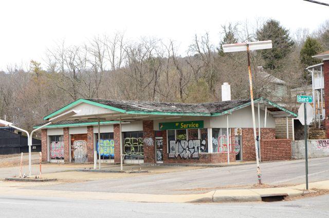 UPDATED: Charlotte Street eyesore in north Asheville site for new restaurant