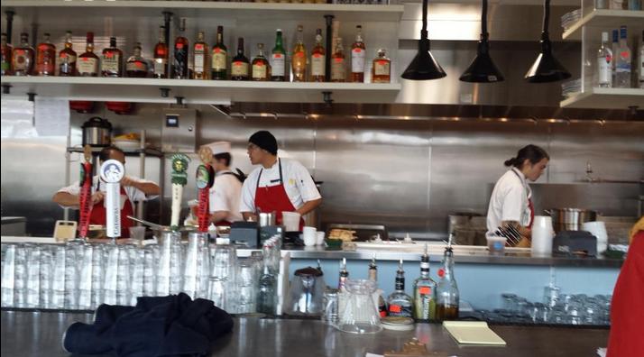 BlogAsheville: New Asheville restaurant, Gan Shan Station, opens today