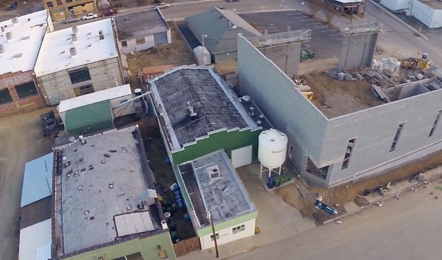 Video shows Green Man brewery and Asheville's South Slope