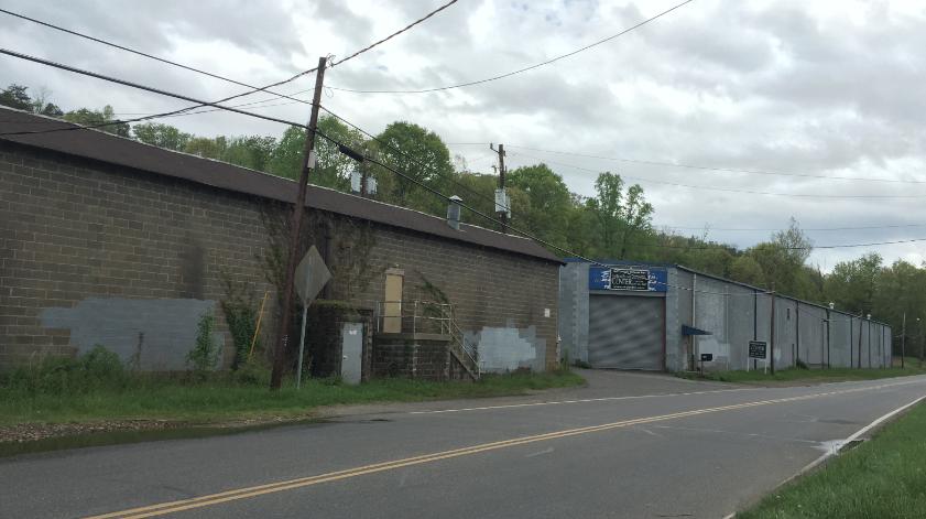 SOLD! Riverside Drive warehouses in Asheville for $2.2 million for new artist studios