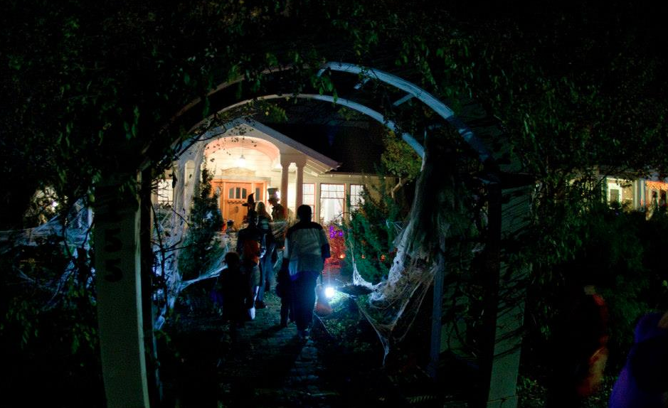 Vermont Avenue Halloween party set for West Asheville