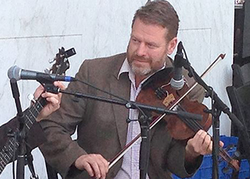News obituary: Haywood County Appalachian fiddler, teacher Trevor Stuart dies