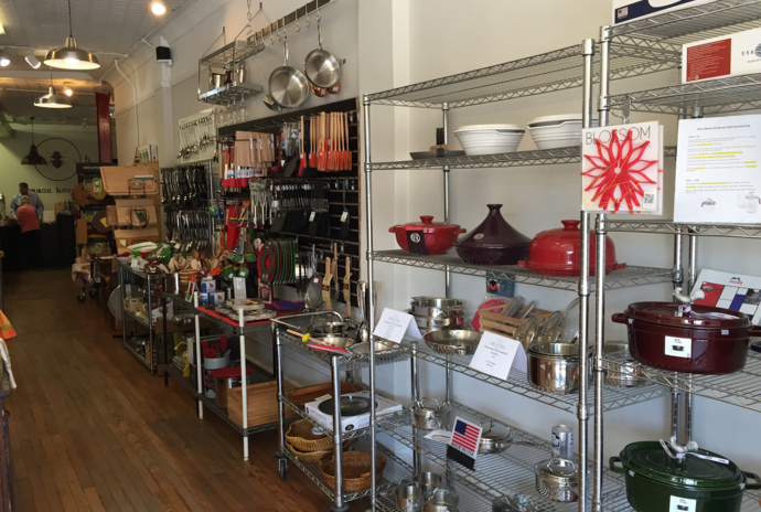 Black Mountain kitchen store celebrates 10th anniversary with events, raffles, more