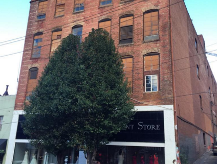 Downtown Asheville buildings sold to Asheville-based investor group