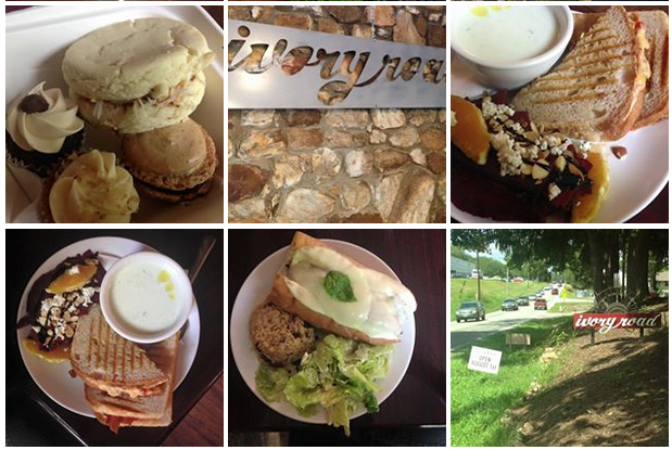 REVIEW – Ivory Road in Arden: I'd Kill the Entire Planet for Two of Their Sandwiches.