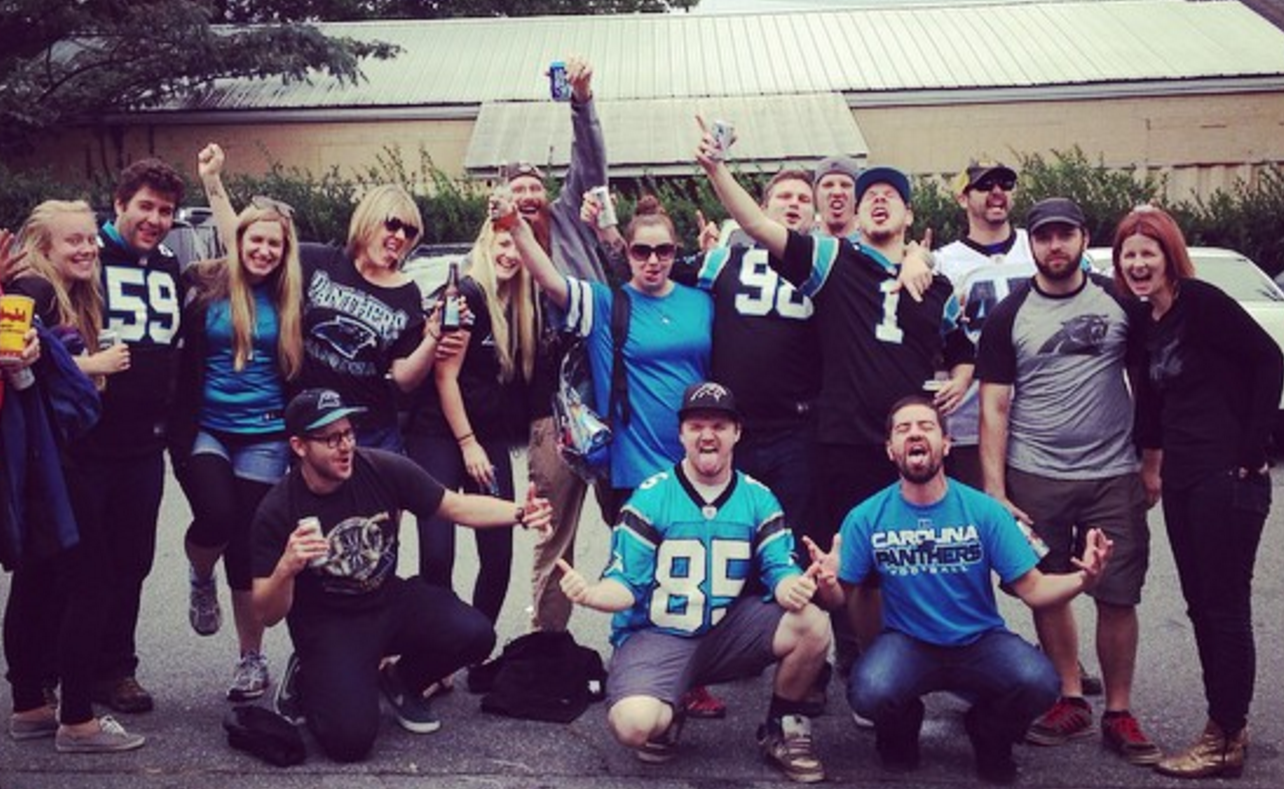 How to be a Carolina Panthers fan in Asheville