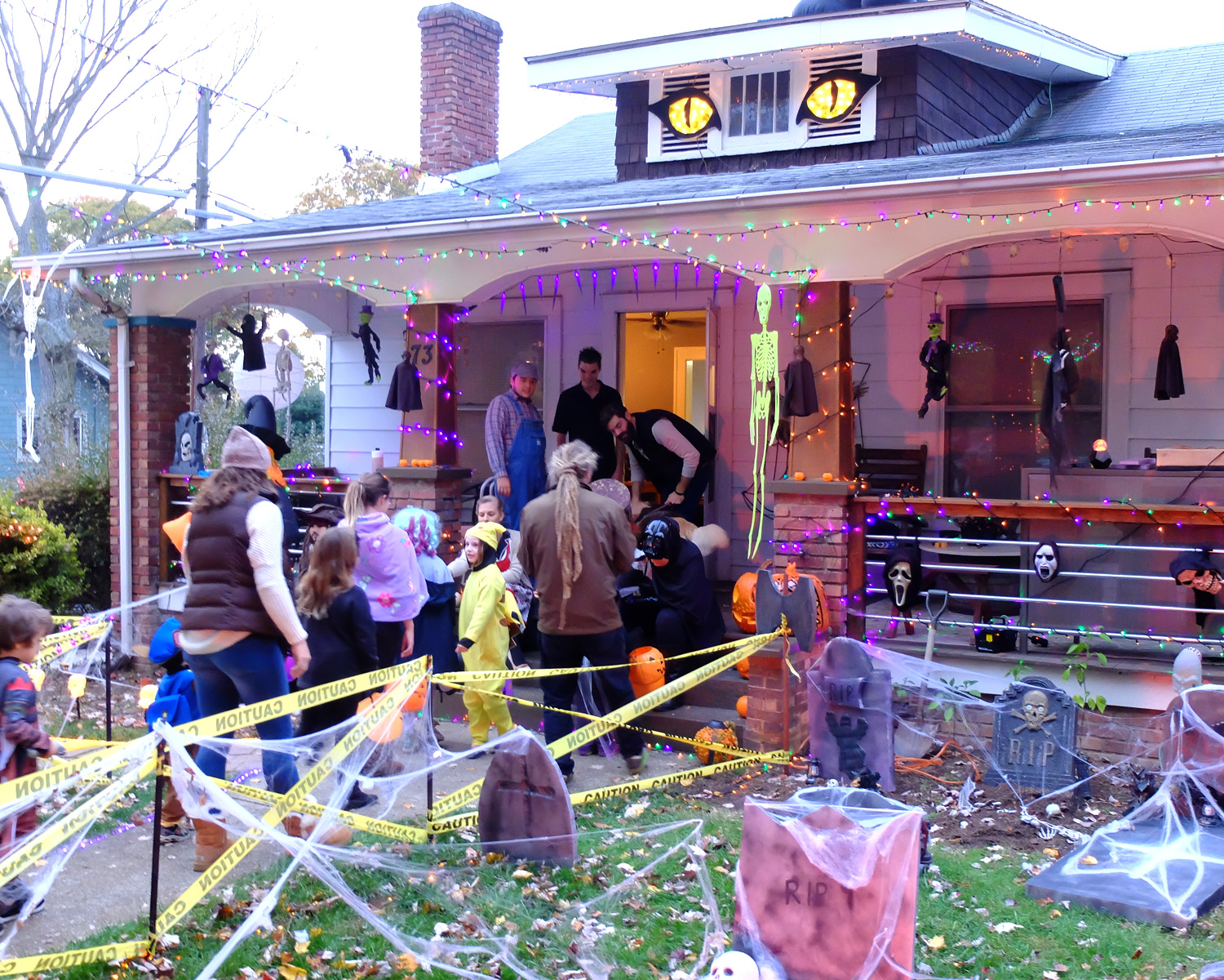 West Asheville Halloween event in search of volunteers