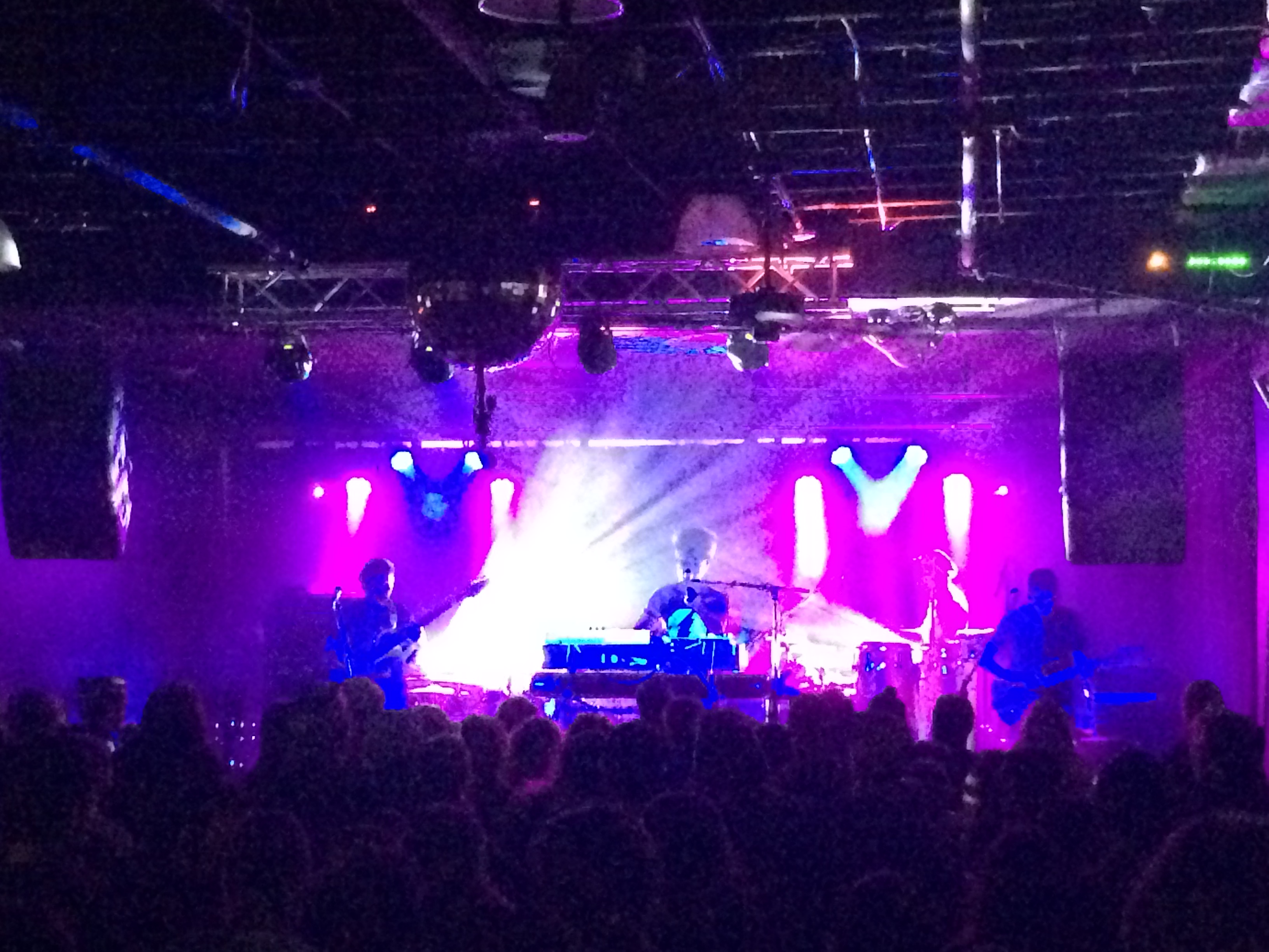 Fritzgiving show at Asheville Music Hall was funk-infused crowd-pleaser
