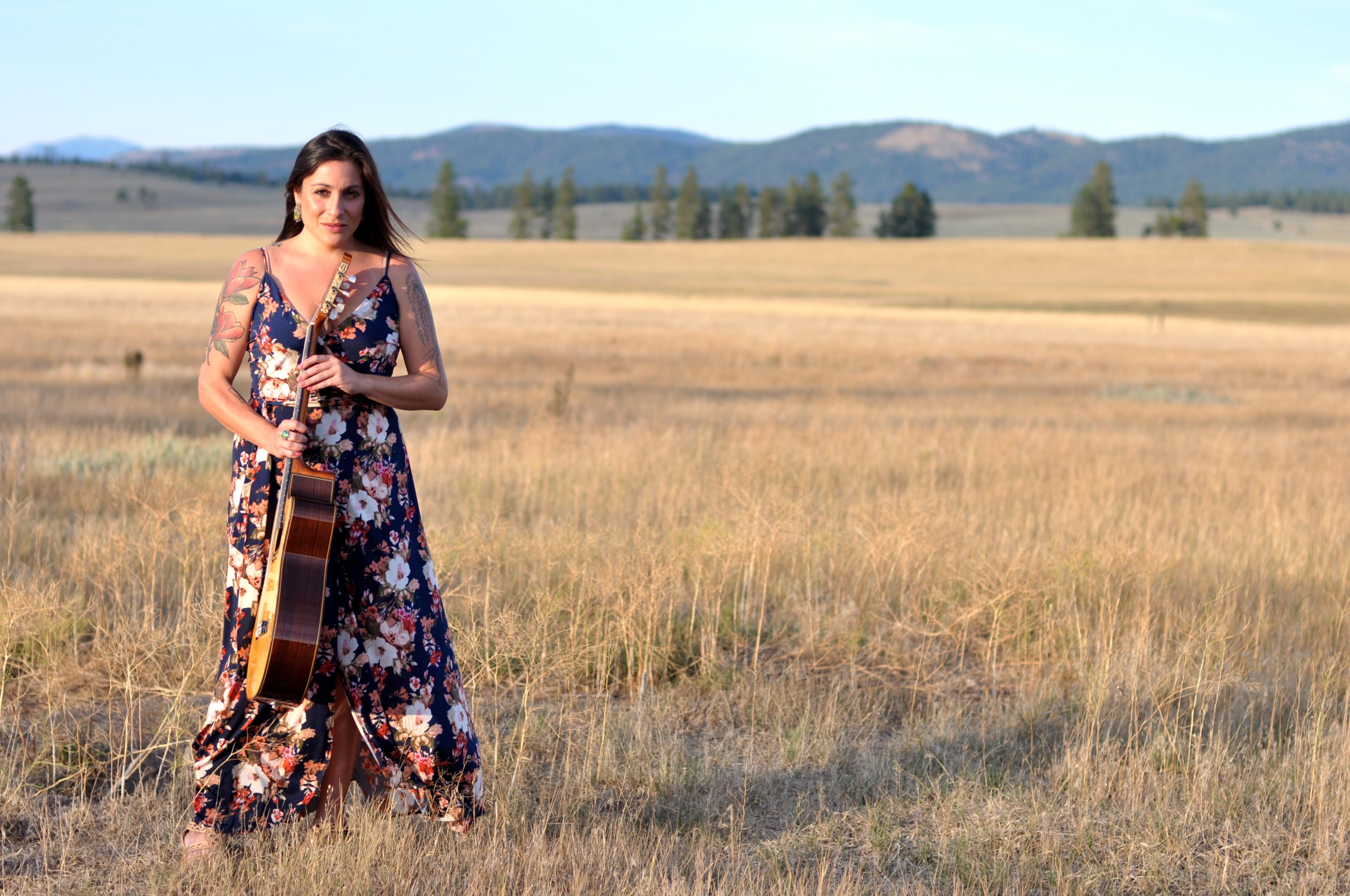 Asheville songstress Jane Kramer's new source of musical inspiration: happiness
