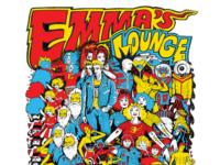 Emma's Lounge love-bombs The Altamont Theatre