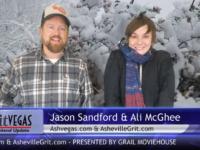 VIDEO Free hug flash mob, Kinda Creepy Christmas art show, more Asheville weekend fun