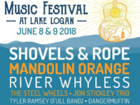 WIN TIX To the Cold Mountain Music Fest featuring Shovels and Rope, Mandolin Orange, River Whyless, more