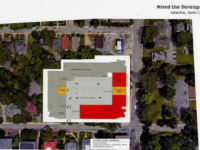 First look at redevelopment renderings for Asheville Fuddrucker's site
