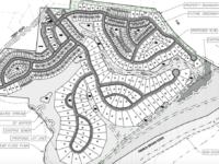 Riverwoods subdivision plan