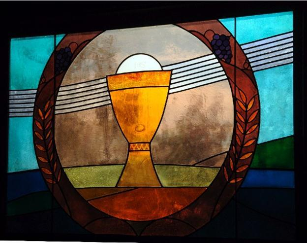 Communion Window