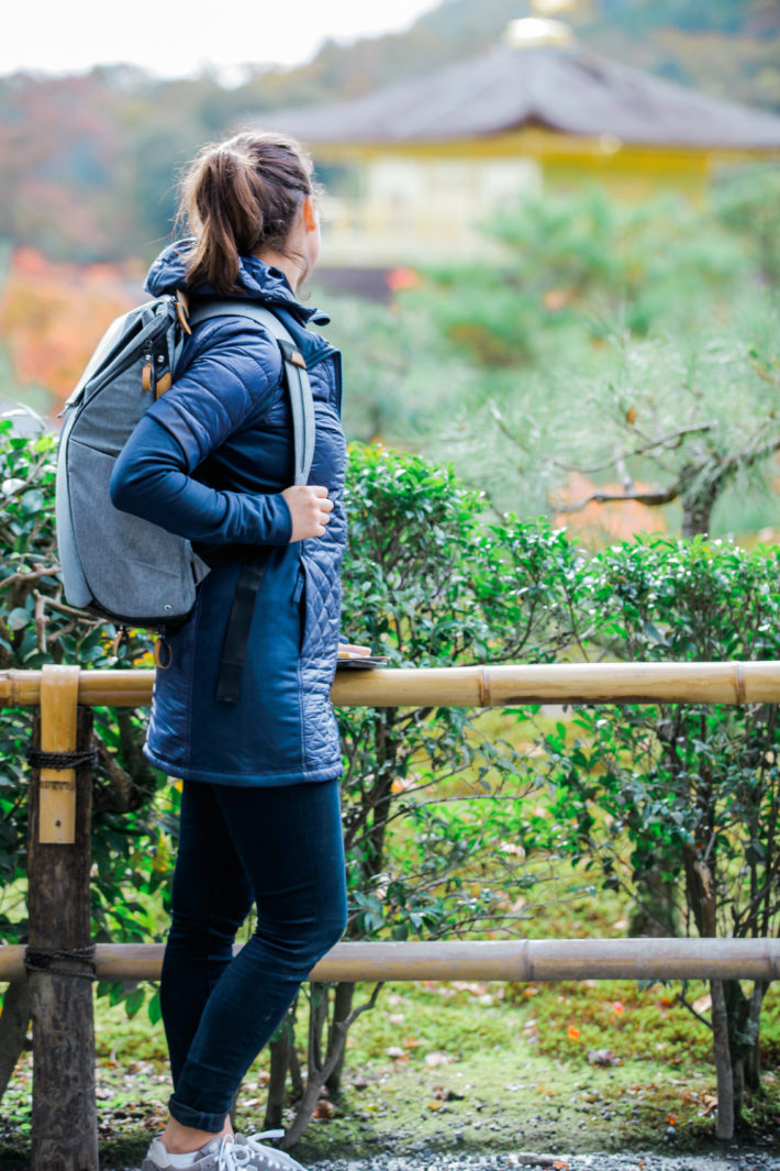 Athleta Rock Springs Jacket is the perfect layer for traveling around the world